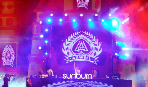 Everything You Need To Know About The Sunburn Festival - Thomas Cook