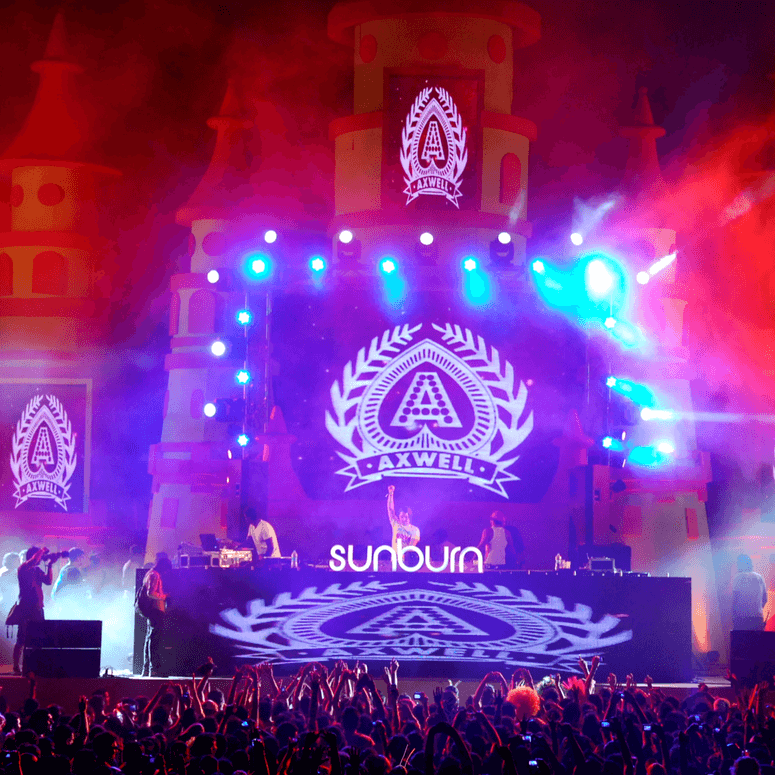 Everything You Need To Know About The Goa Sunburn Festival