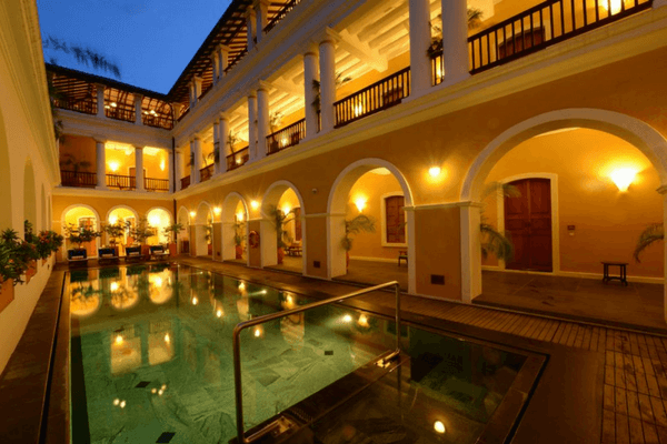 Palais De Mahe, Beach Resort In Pondicherry