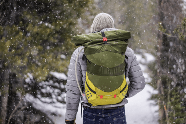 Light Backpack, Winter vacation