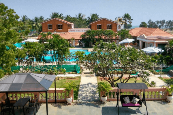RKN Beach Resort, Beach Resort in Pondicherry