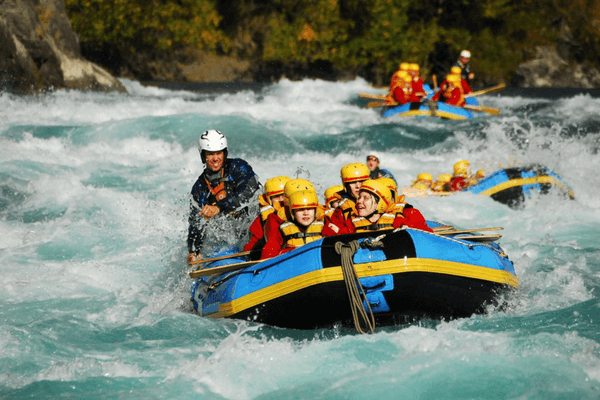 River Rafting, Himachal Tourism