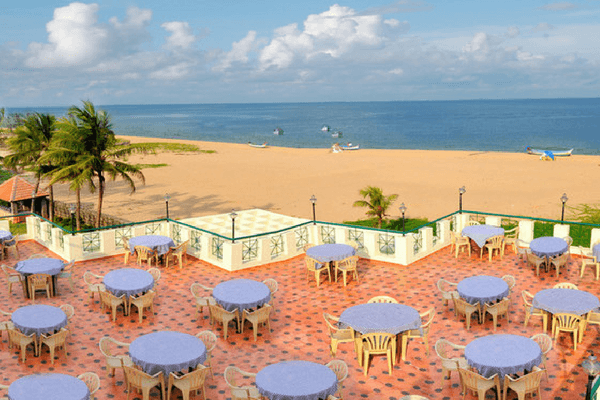 St. James Court Beach Resort, Beach Resort In Pondicherry