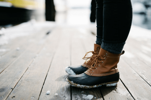 Winter Boots - An Ultimate Winter Holiday Packing Checklist