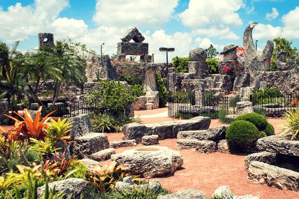Coral Castle- Miami