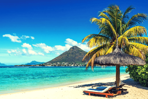Mauritius Beach - 10 Best Honeymoon Destinations In December