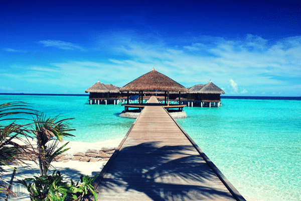Maldives - 10 Best Honeymoon Destinations In December