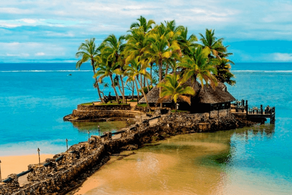 Fiji, Honeymoon Destination