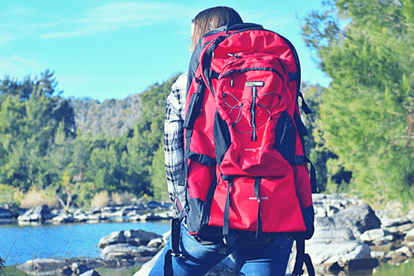 Travel Backpack, Winter Holiday Packing Checklist