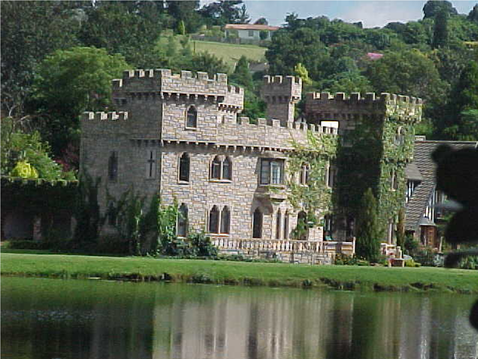 Stratford castle, South Africa