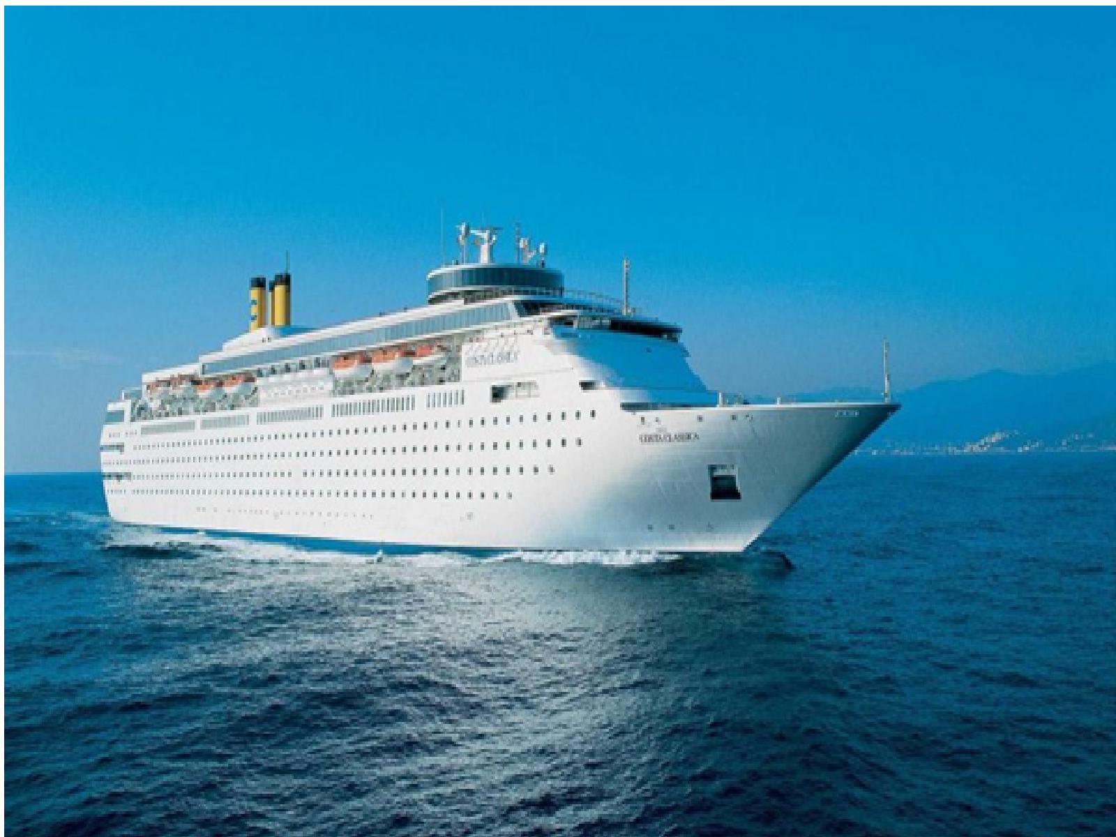 Mumbai to Goa in a cruise