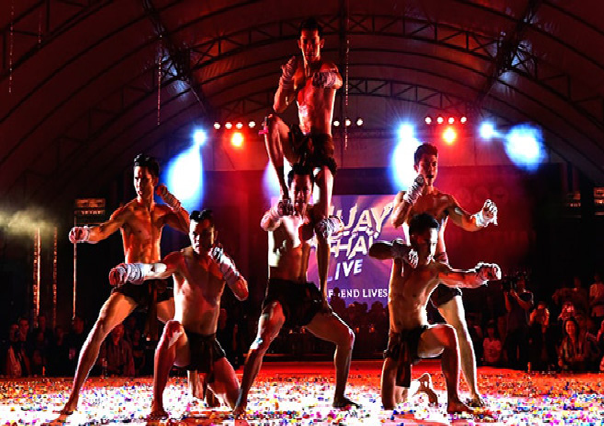 Cultural Live Shows at Asiatique