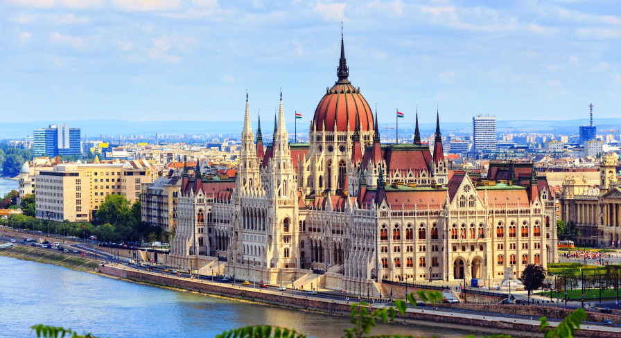 Budapest, Beautiful Capitals in the World