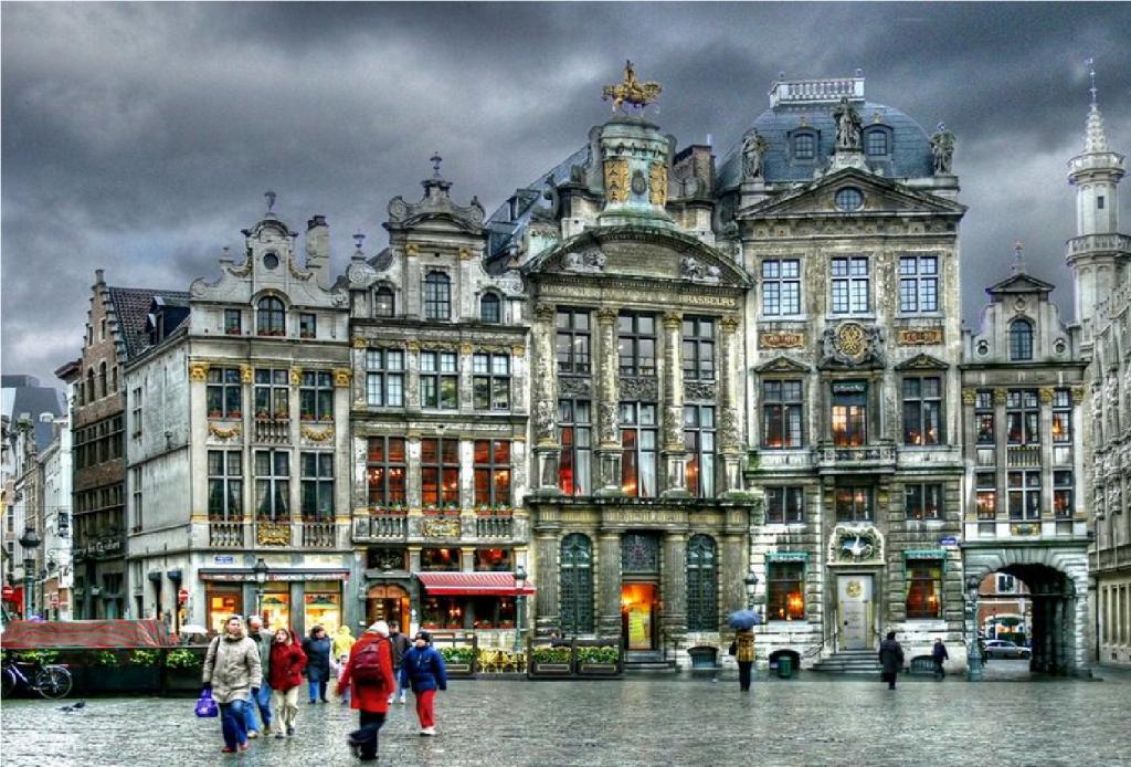 Top 10 Brussels