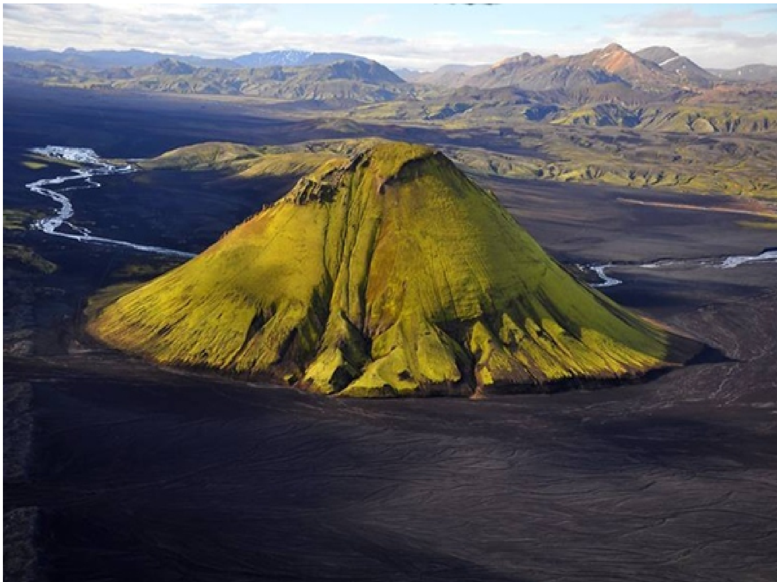 The Maelifell, Iceland
