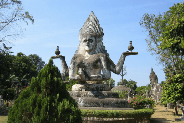 Buddha Park Vientiane Laos - E-Visa And Visa On Arrival