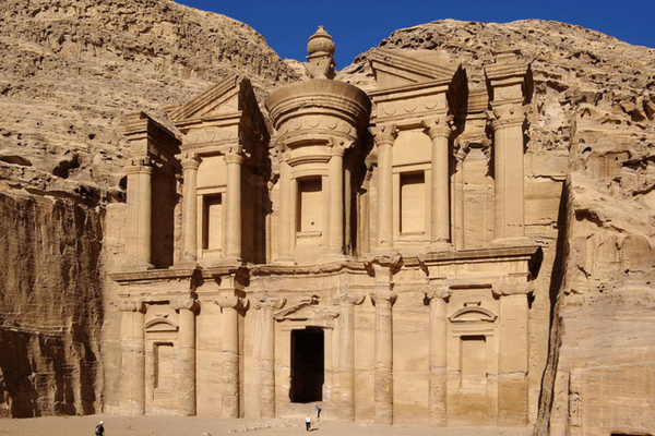 Ancient of Petra, Jordan