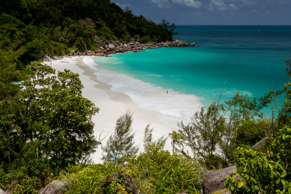 Anse Georgette Beach, Seychelles - E-Visa And Visa On Arrival