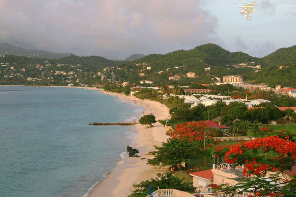 Grand Anse Beach, Grenada - E-Visa And Visa On Arrival