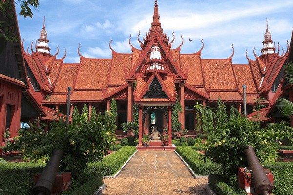 National Museum of Cambodia - E-Visa And Visa On Arrival