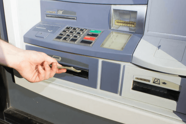 ATMs in India