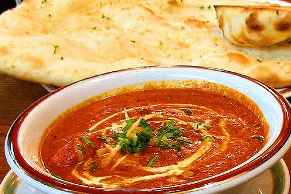 Butter Chicken And Naan, Chandigarh