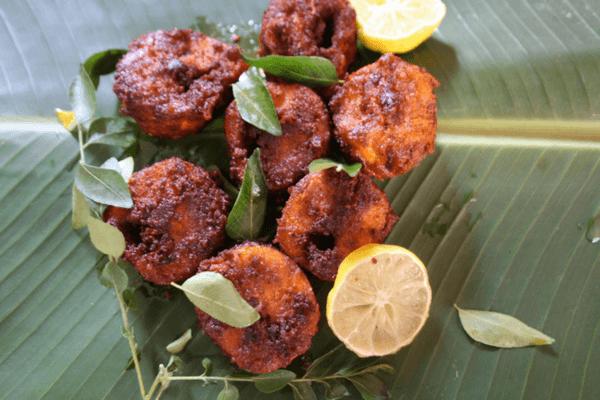 Baracuuda Fish Fry, Puri