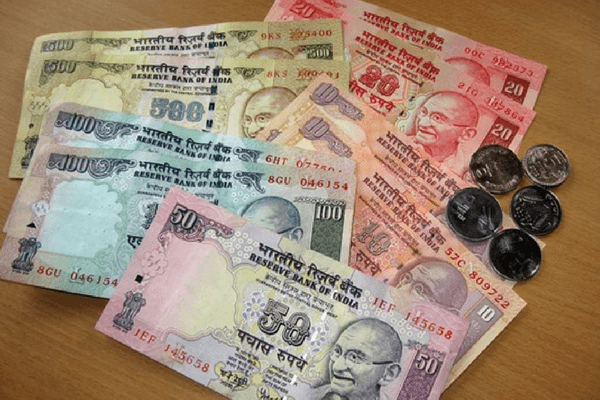 Indian Currency - Visiting India