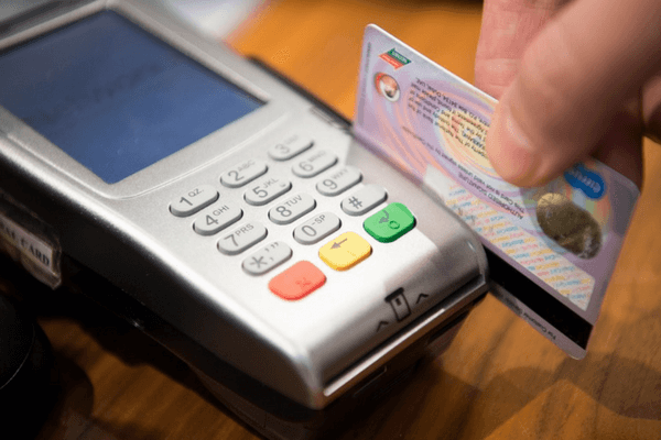 Make Payments Using Credit Card, Traveling Abroad