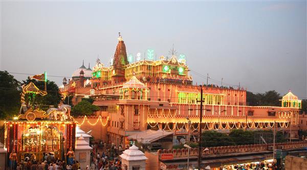 Mathura, Vrindavan, things to do in Delhi