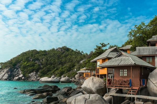 Koh Tao - 100 Places To Visit In Thailand
