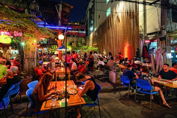 khao San Road - 100 Places To Visit In Thailand
