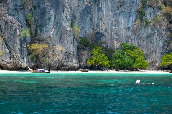 Monkey Beach - 100 Places To Visit In Thailand