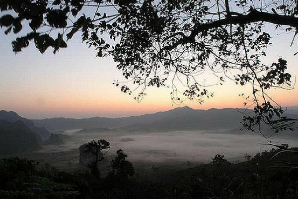 Phu Lang Ka - 100 Places To Visit In Thailand