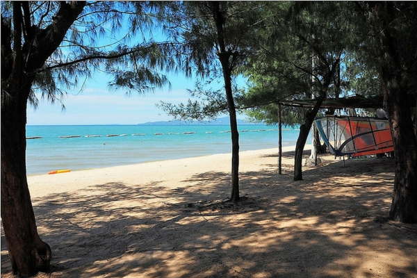 Dongtan Beach - 100 Places To Visit In Thailand