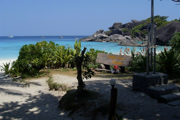 Similan Islands - 100 Places To Visit In Thailand