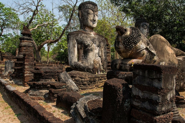 Kamphaeng Phet Historical Park - 100 Places To Visit In Thailand