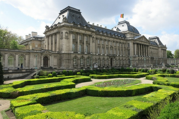 The Royal Palace Of Brussels, Palaces in Europe owned by Royal Families