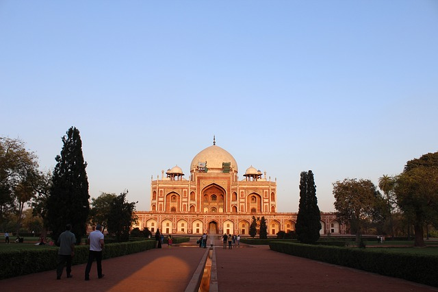 Humayun Tomb, things to do in Delhi