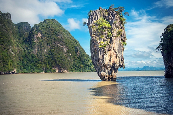 James Bond Island - 100 Places To Visit In Thailand