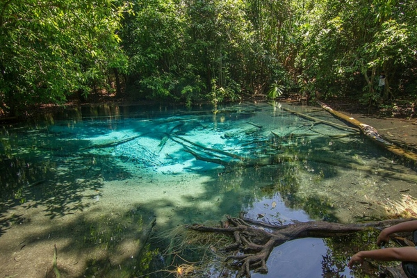 Klong Thom Hot Springs - 100 Places To Visit In Thailand