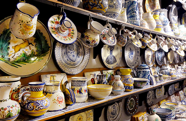 Antigua Casa Talavera - Shopping in Spain