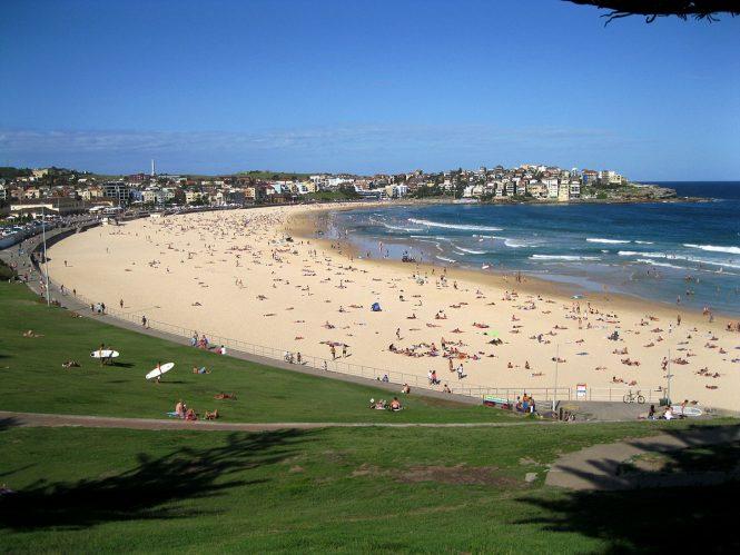 Bondi Beach, Syndey - Australian Beaches