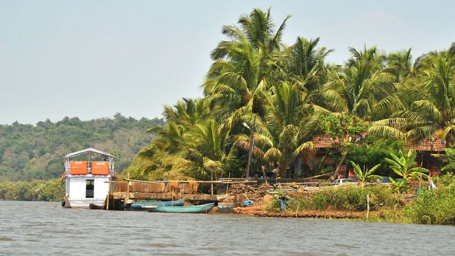 Chorao-Island - 10 Places to see in Goa that are Not Beaches!