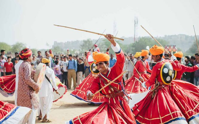 Taj Mahotsav 2018 – Where India Comes Together