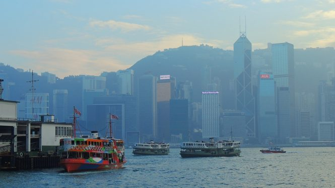 Victoria Harbour - Places to visit in Hong Kong