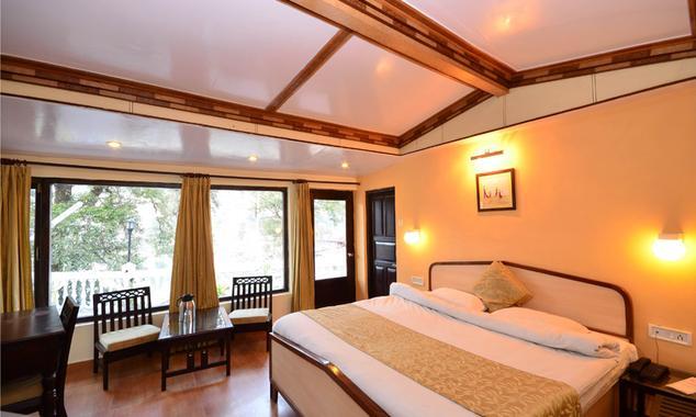 Hotel Himalaya - Nainital Hotels