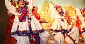 It's One Stage, One Nation at the Khajuraho Dance Festival