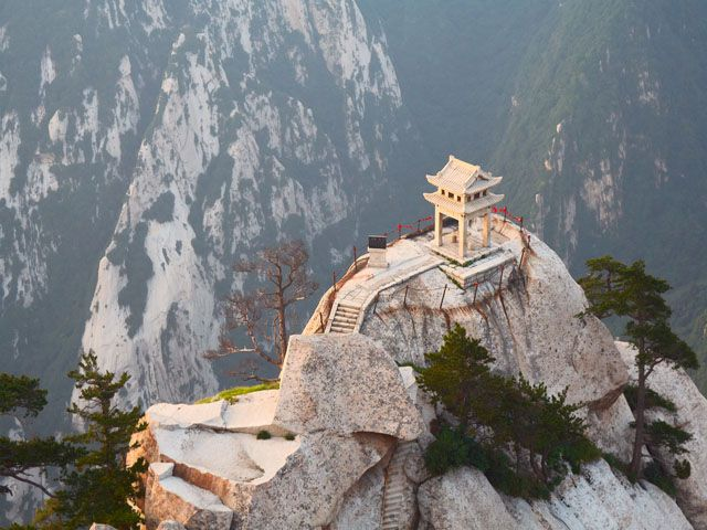 The Huashan Teahouse - Things to do in China