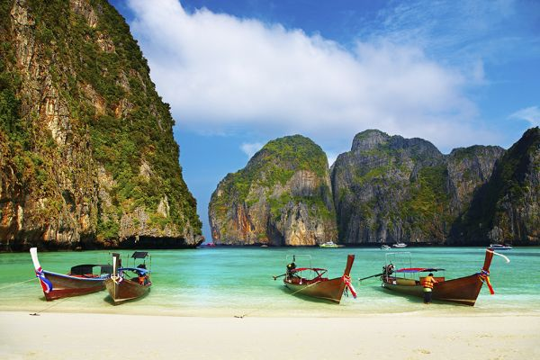 Phuket, Maya Bay - Must-visit Places in Thailand
